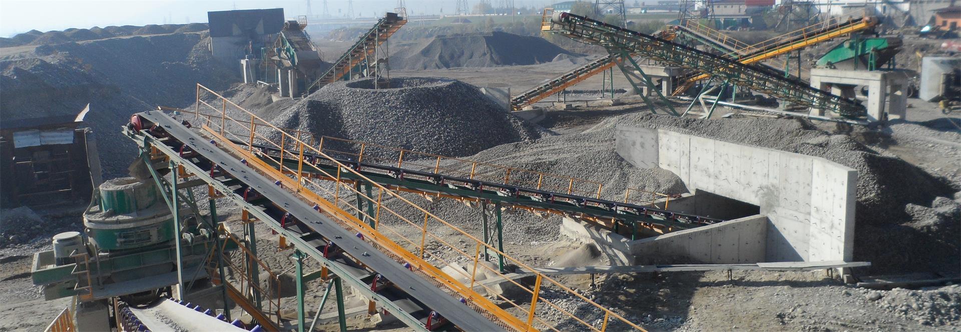 上海山美砂石料破碎机生产厂家